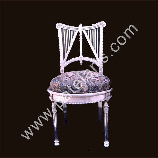 Silver Dining Chairs Chairs Silver Chairs Royal Carved Silver Dining Chair