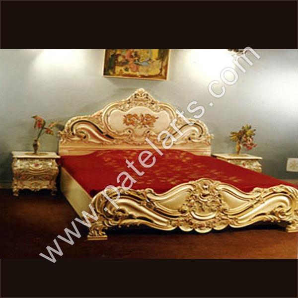 wooden furniture bed design. Wooden Bed, Beds, Carved Indian Manufacturers, India Furniture Bed Design