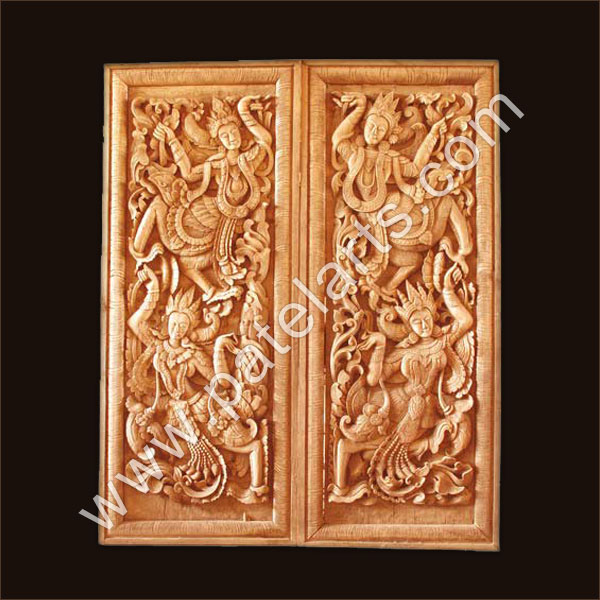 Carved Doors Wooden Antique Doors