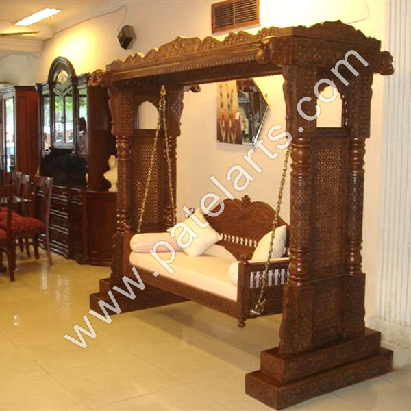 Decorative Swing Manufacturers India Decorative Carved