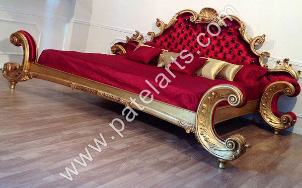 Wooden Sofa Sets, Indian Carved Sofa Sets, Carving Wooden Sofa, India,  Wooden