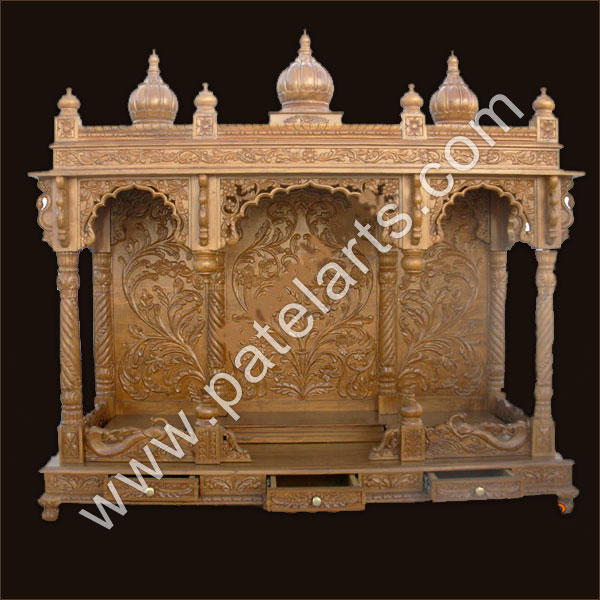 Wooden Temples Wooden Carved Temples Wooden Mandir