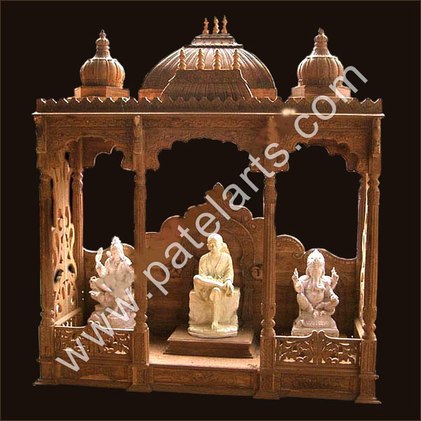 Temples For Home Buy Wooden Marble Temples Furniture In India