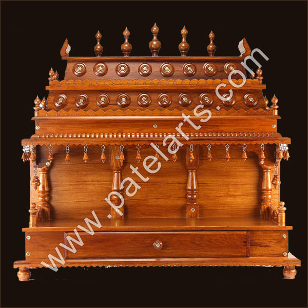 Wooden Temples, Wooden Carved Temples, Wooden Mandir, Wooden Temples  Manufacturer, Wooden Temples