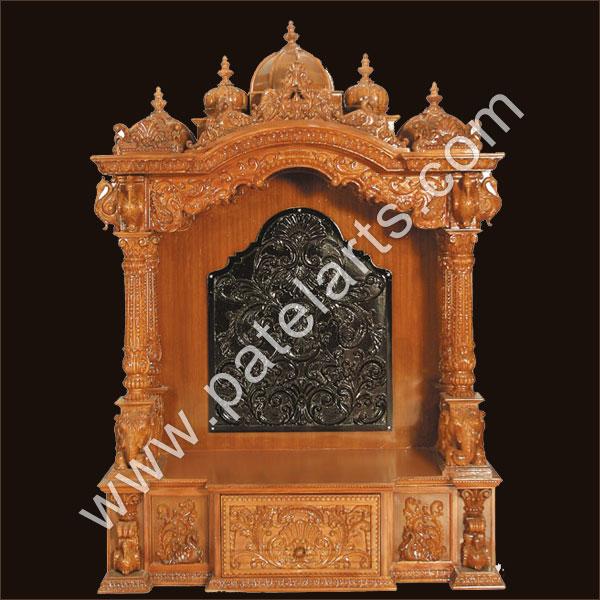 Wooden Temples Wooden Mandir For Home Designer Wooden